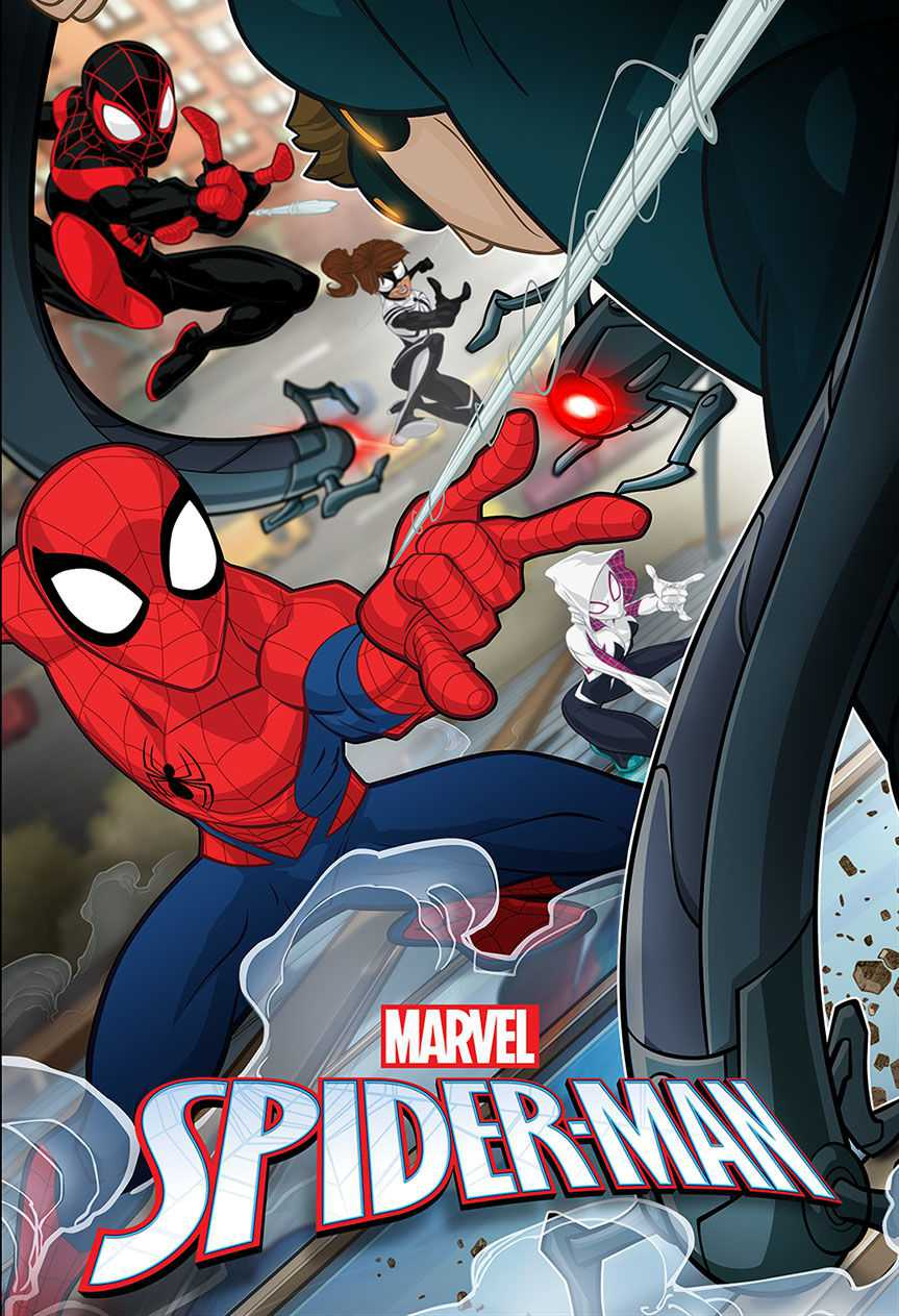 marvel-s-spider-man-สไปเดอร์แมน-แมงมุมอหังการ์-2018-ss2-ตอนที่-1-26-พากย์ไทย
